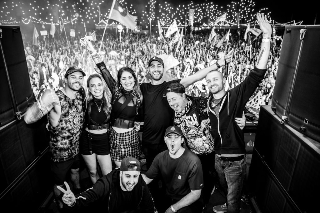 Opehlia Records Takeover at Nocturnal Wonderland