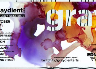 Graydient Collective Gallery Sessions Series October 2021