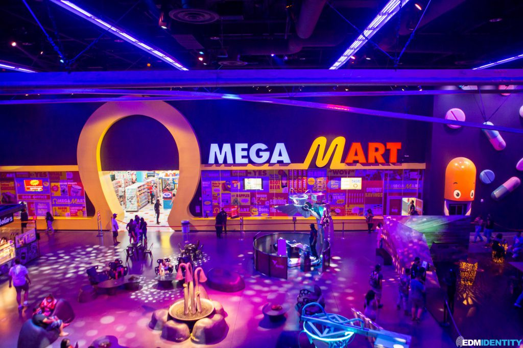 AREA15 Las Vegas Omega Mart