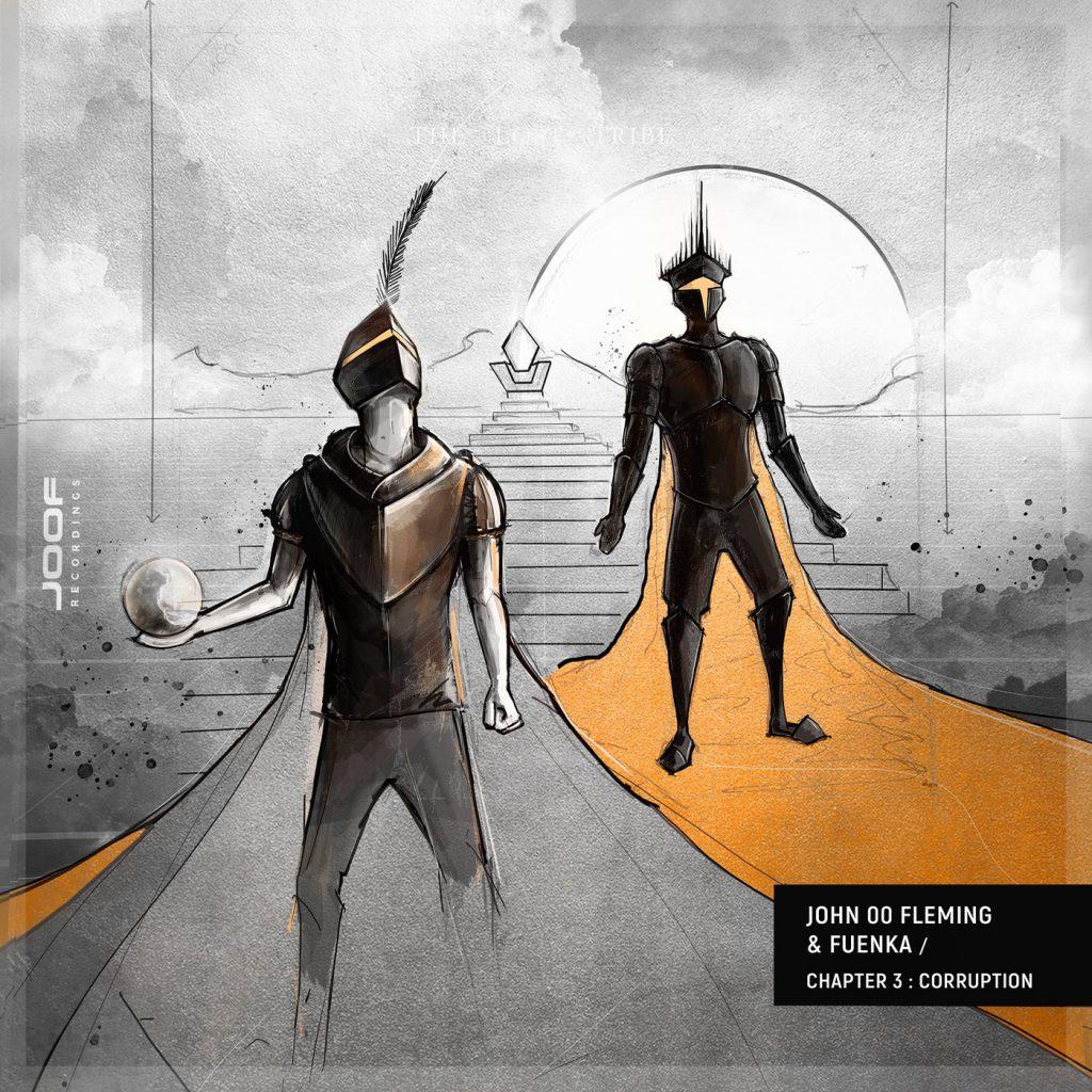 "John 00 Fleming & Fuenka  - ""Chapter 3: Corruption"""