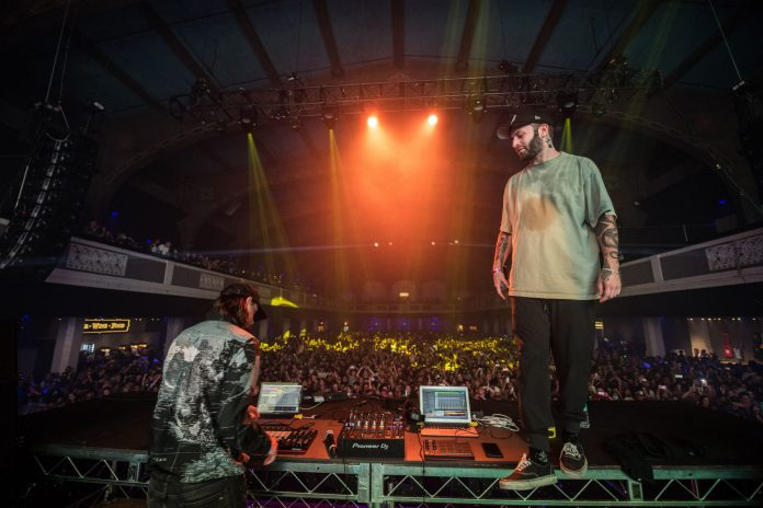 Zeds Dead at The Shrine Los Angeles 2021