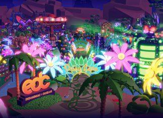 EDC World Party Roblox